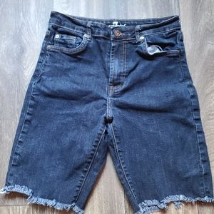 7 for all mankind kids short